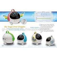 China care product Fetal Doppler Baby heartbeat monitor on sale