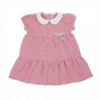 Buy cheap Round neck girls drape one pieces babi from wholesalers
