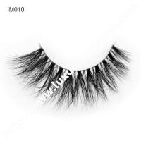China Invisible Band 3D Mink Lashes Manufacture wholesale