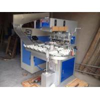 Buy cheap Automatic Plastic Cap PAD Printing machine from wholesalers