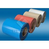 Buy cheap Anti-scratch color coated aluminum coil from wholesalers