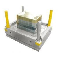 China Plastic PE PP PS Crate Box Container Injection Mould wholesale