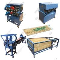 China Bamboo Barbecue Stick Making Machine|Bamboo Skewer Production Line wholesale