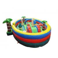 China Bounce House With Slide on sale