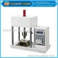China Safety Footwear Compression Tester wholesale