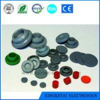China FDA Approved Clear Silicone Stopper Cap Rubber Cover Cap wholesale