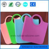China Silicone Bags For Women/Silicone Beach shopping bag/Silicone Handbags wholesale