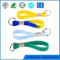 China Promotional Gifts Rubber Key Chain / Custom PVC Keychain / Plastic Silicone Keychain wholesale