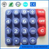 China High Quality Silicone Rubber keypad wholesale