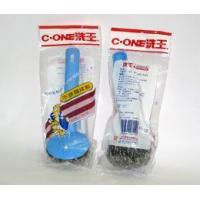 China C-One Stainless Steel Bead Brush with handle wholesale