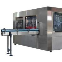 China Canned Food Filling PET Bottle Washing, Filling and Capping Machine wholesale