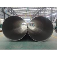 China ASTM A312 TP304L Stainless Steel Welded Pipe wholesale