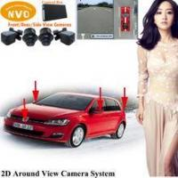 China Rear View Reverse Backup Camera 360 Degree Bird Eye View Camera System for VW golf 4 on sale