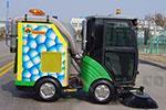 China Road sweeper YHD21 wholesale