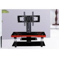 China TV Stand Black Glass Table Tops wholesale