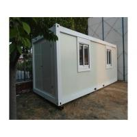 Buy cheap 20ft Flat pack self-made container house from wholesalers