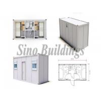 Buy cheap Cheapest quotes sandwich panel container house from wholesalers