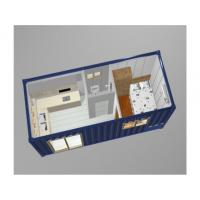 Buy cheap hot sale beautiful prebuild container house from wholesalers