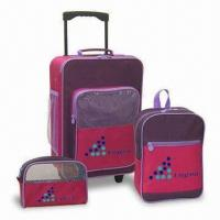 China Personalized Children's Luggage Set - PG-KL001 on sale