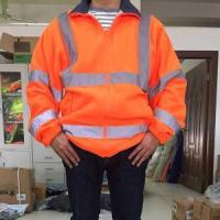 China high visibility vests with pockets High Visibility Safety Vest With Pockets on sale