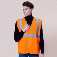China Chevron Safety Vest on sale