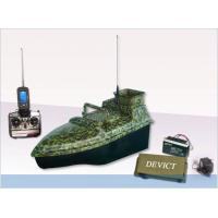 China Remote Controlled Bait Boat(Camouflage) DEVC-108 on sale
