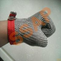 China metal safety gloves wholesale