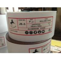 Buy cheap Black Horse Brand Aluminum Oxide Flexible Abrasive Cloth Roll from wholesalers