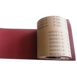 Quality Coated Abrasive Cloth Roll Gxk51-P for Narrow Abrasive Roll for sale