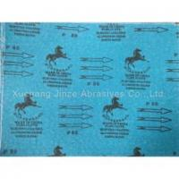 Buy cheap Horse Brand Flexible Aluminium Oxide Coated Abrasive Cloth Sheet/Roll from wholesalers