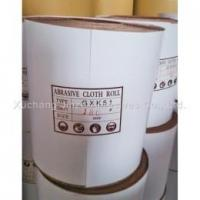 China Abrasive Cloth Roll Gxk51-P for Sanding Belts wholesale