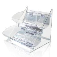 Item:Acrylic food bins