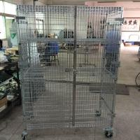 China Security Cage shelving on sale