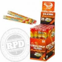 China Rolling Papers Cyclones Pre-Rolled Clear Cigar Tube - Pimperschnapps 2X wholesale