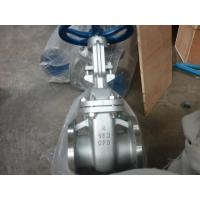 China API Industrial Wedge Stainless Steel Gate Valve (Z41Y) wholesale
