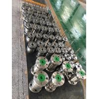China Forged Steel Flanged Trunnion Ball Valve (Q47F) wholesale