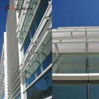China Fixed Perforated louver wholesale