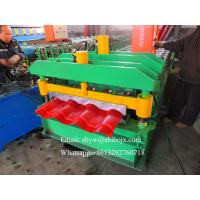 China Fully Automatic Step roof panel Roll Forming Machine for Nigeria market wholesale
