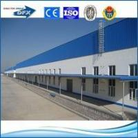 China china manufacturer house plans prefab steel building on sale
