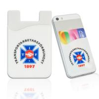 China cheap wholesale silicone cell phone pocket wholesale
