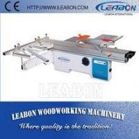 China 90 Degrees Wood Frame Precision Sliding Table Panel Saw machine for cutting wood (MJ6128DA) wholesale