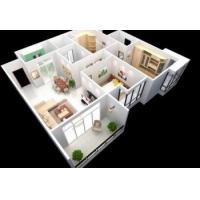 Buy cheap Keywords:new house, house, decoration, Aerial, 3d model from wholesalers