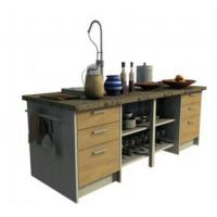 Buy cheap Keywords:wood, cabinets, 3D model from wholesalers