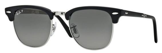 ray ban clubmaster black matte  ray ban rb2176 clubmaster