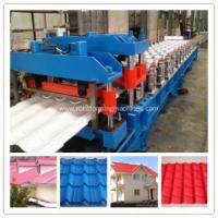China Price Steel Rolling Mill Floor Tile Making Machine wholesale