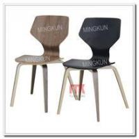 China Solid birch plywood chair for home and resturant use wholesale