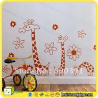 China Wall Stickers & Decals Item wall sticker jm wholesale