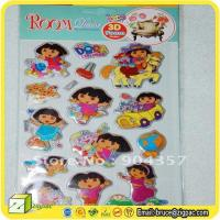 China Wall Stickers & Decals Item self-adhesive foam stickers wholesale