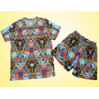 China Sublimation printed T-shirt 25000011 on sale
