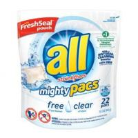 China All Mighty Pacs Free & Clear 22ct wholesale